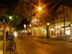 Duvall Street, Keywest Florida...Hemingway, Sloppy Joes...