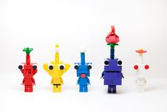 LEGO Pikmin