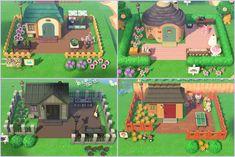Nintendo Switch Animal Crossing, Animal Crossing Guide, Animal Crossing Villagers, Animal Crossing Pocket Camp, Ac New Leaf, Motifs Animal, Garden Animals, Island Design, House Layouts