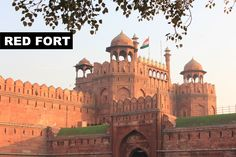 #RED_FORT, New Delhi.  For tour and travel booking in Delhi. Call@ 011-2731-71-81, +91-9891-71-81-81, +91-7862-91–81-81 and whatsapp number +91-9911-91-81-81, +91-7848-91-81-81.