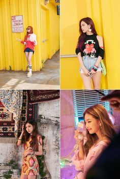 """[OFFICIAL] BLACKPINK 'As If It's Your Last' M/V Behind The Scenes Photos  © Mel0n  """
