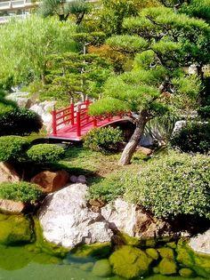 JAPANESE GARDENS-MONACO