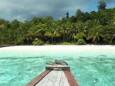 Togian Islands: Bounty voor backpackers