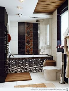 A Look at 18 Astounding Small Bathroom Designs