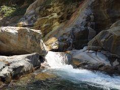 哈尤溪溫泉彩壁