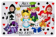 Mimo Artes: Alice no país das maravilhas