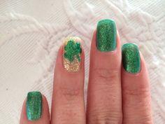 Shamrockin' nails