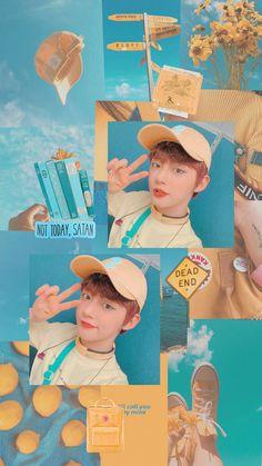 K Pop, K Wallpaper, The Dream, Kpop Aesthetic, Kpop Groups, Aesthetic Wallpapers, Cute Wallpapers, My Idol, Fan Art