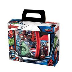 Marvel Avengers Lunch Box And Water Bottle Childrens Lunch Bags, Girls Lunch Bags, Paw Patrol Lunch Box, Lunch Box With Compartments, Fresh Start, Disney Frozen, Marvel Avengers, Back To School, Water Bottle