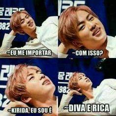 Memes Bts br- Jin