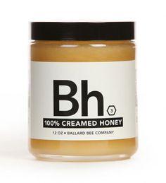 Ballard Bee Company | Honey packaging