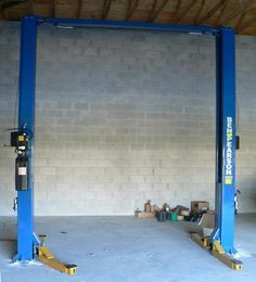 Lots of info on lifts for garage
