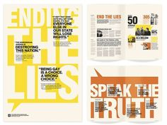 End the Lies: Design Army, Washington, District of Columbia, 2009.