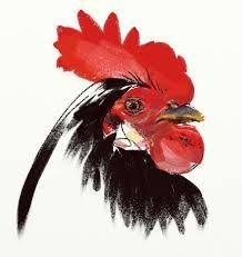 Resultado de imagen de pinturas gallos