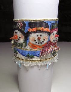 Beads Beading Beaded, with Erin Simonetti: Finalizing Another Class