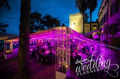 Sea view terrace for your Italian wedding reception