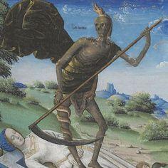 Triomfi Rouen The triumph of death. Great Paintings, Old Paintings, Vanitas, Memento Mori, Classical Art Memes, Inspiration Artistique, Medieval Paintings, Dance Of Death, Satanic Art