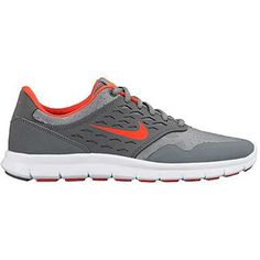 Nike Womens Orive Print Cool GreyBright CrimsonWhite 85 *** More info could be found at the image url.