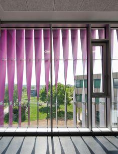 twisted trespa | ... building. Photo © Gerhard Hagen / poolima, Trespa International BV