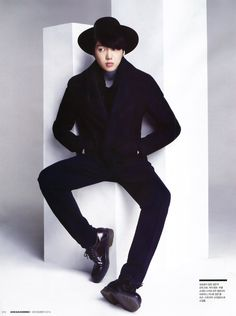 Kang Seung Yoon - Arena Homme Plus Magazine December Issue Yg Life, Gross People, Korean Fashionista, Seungyoon Winner, Winner Ikon, Boy Fashion, Mens Fashion, Kang Seung Yoon, Song Mino