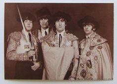 #Beatles toreros #toros #fotografia
