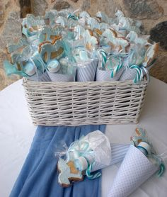 when Mina creates: κουνιστό αλογάκι Boy Christening, Boy Baptism, Cone, Little Star, Kids Fashion, Birthday, Party, Google, Diy