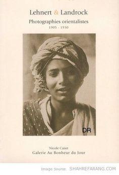 "The book ""Lehnert and Landrock: Photographies Orientalistes 1905-1930"""