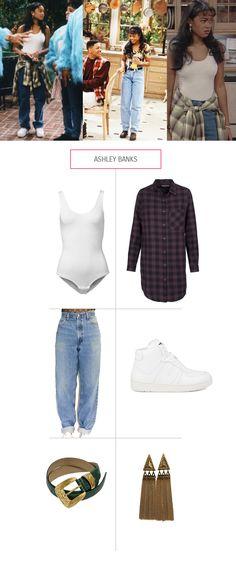 Ashley Banks' Style kommt aus den tiefsten 90ern, als der Fresh prince of Bel Air in jeder Glotze flimmerte. Aber guter Style währt am längsten :) Zeit ihren Look mal fair und nachhaltig zu kopieren – mit den besten Teilen aus Fair Fashion und Vintage-Schätzchen.