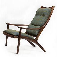 Sam Maloof, furniture designer and woodworker