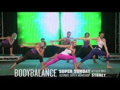 Les Mills BODYBALANCE® 20 min routine