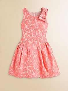 Zoe Girl's Tulip Dress