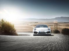 Porsche 911 Turbo & Turbo S Campaign and Catalogue