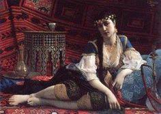 François-Alfred Delobbe : N'Fissa, femme d'Alger