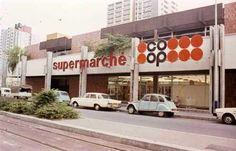 Supermarché Coop.