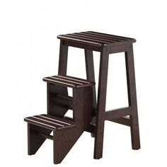 Amish Folding Step Stool Grandmothers Ps And Amish