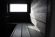 Tumma sauna.
