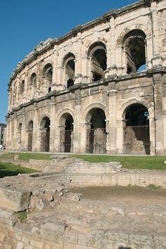 Arènes, Nîmes France