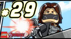 LEGO Marvel's Avengers Gameplay ITA Walkthrough #29 - Finale Loki - PS4 ...
