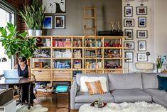 Loft in Dowtown L.A. met te gek eclectisch interieur - Roomed