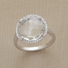 SHEER SHINE RING --
