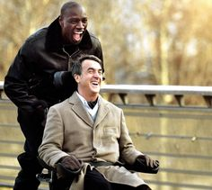 Intouchables ...........I was sooooo amazed by this movie.  I recommend it to everyone who has a HEART!