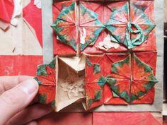origami emroidery book, origami emroidery book