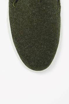 COS | Slip-on wool sneaker