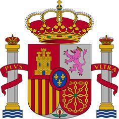 File:Escudo de España (mazonado).svg Coat of Arms