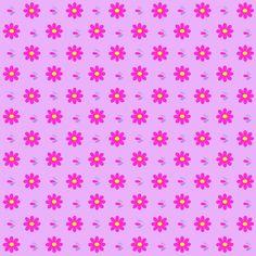 Free digital bright daisy scrapbooking papers - ausdruckbare Geschenkpapiere - freebie | MeinLilaPark – DIY printables and downloads