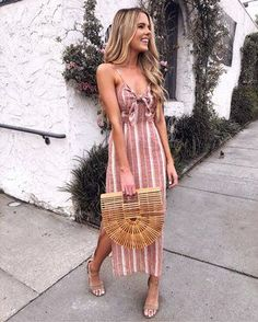 59 Ideas Brunch Outfit Spring Simple Summer Dresses For 2019 Casual Summer Outfits, Boho Outfits, Spring Outfits, Trendy Outfits, Cute Outfits, Fashion Outfits, Summer Dresses, Outfit Summer, Dress Fashion