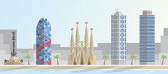 Barcelona - San Juan on Behance