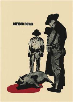 Officer down. 2007 dolk