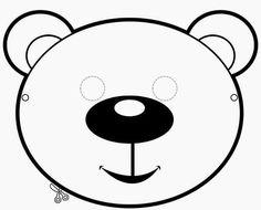 "MÁSCARAS DE CARNAVAL PARA COLORIR   Ensinar é aprender ~ "" Cantinho do Educador Infantil "" - Atividades Escolares Animal Mask Templates, Carnival Masks, Nature Crafts, Mask For Kids, Mask Making, Pattern Paper, Blue Bird, Stencils, Christmas Crafts"