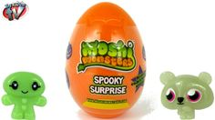 Moshi Monsters Spooky Surprise Mystery Blind Egg Toy Review, Vivid, Halloween Disney Pixar SpongeBob  on http://www.princeoftoys.visiblehorizon.org